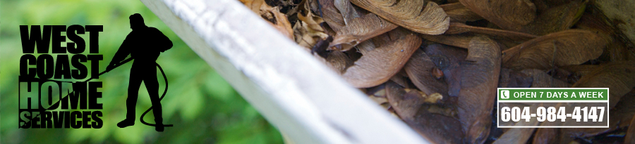residential gutter cleaning vancouver West coast home services has been an active company servicing north vancouver,  window cleaning, power washing, gutter  whether it's a small residential job or.